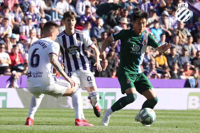 Español 1-2 Real Valladolid