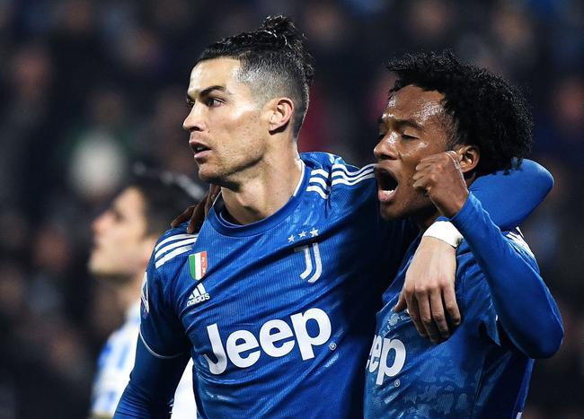 Juventus 2-1 Spal