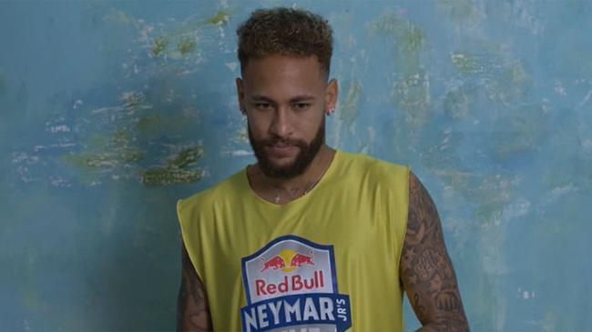 Neymar comentó sobre el fútbol TOP5: Messi Azar sin Cristiano Ronaldo