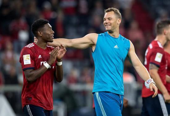 David Alaba rechaza al Bayern Múnich