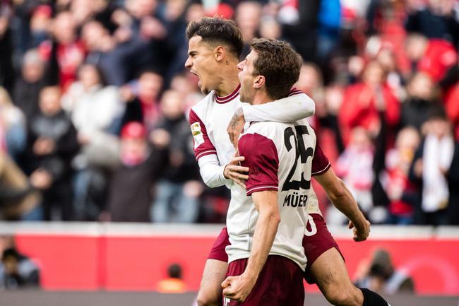 Bayern 2-0 Augsburg