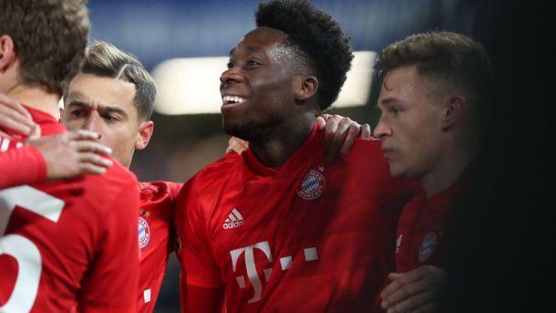 Alphonso Davies firma un nuevo contrato con el Bayern Múnich