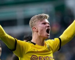 La cláusula de liberación de Dortmund de Haaland está inactiva durante 2 años