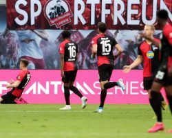 Leipzig 2-2 Hertha Berlin