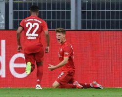 Bayern Munich 1-0 Dortmund