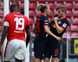 Leipzig 5-0 Mainz