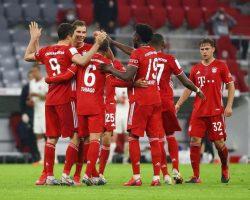 Bayern 2-1 Frankfurt