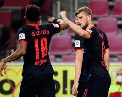 Leipzig 4-2 FC Koln