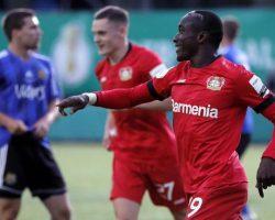 Leverkusen 3-0 FC Sarrebruck