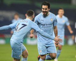 El Manchester City golea al West Brom, pone la directa y es líder