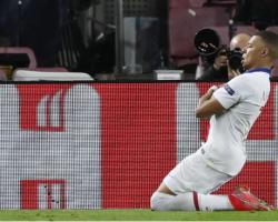 «Veo a Mbappé como el Balón de Oro de 2021»