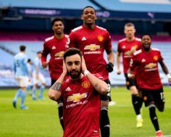 El Manchester United acaba con la racha ganadora de Guardiola