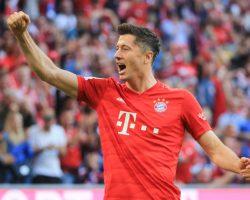 Lewandowski venció al lesionado Haaland para ganar el Clásico Alemán