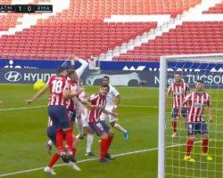 El Real Madrid presionó a los árbitros El Atlético de Madrid temía que las últimas tres jornadas fueran en su contra