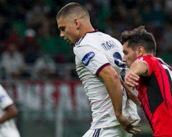 Brahim y Theo brillan en la goleada del Milan