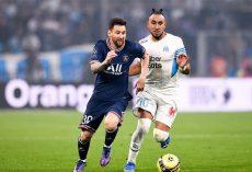 Marsella y Paris Saint-Germain no se marcaron en el primer derbi nacional de Messi