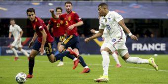 ¿Por qué no estuvo Mbappé en fuera de juego en el 1-2?